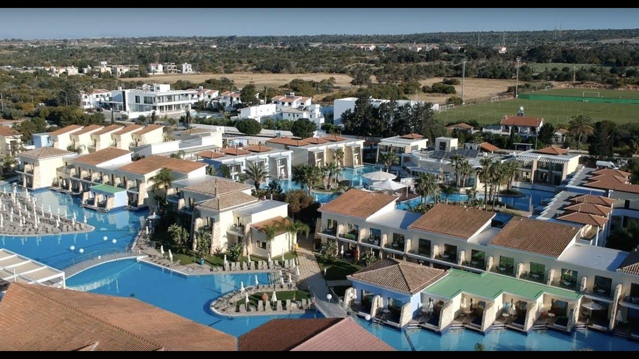 Tui Family Life Aeneas Resort Nissi Beach Charlie And Lyla Harshaw Short Version