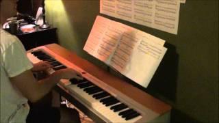 """Christina Perri - """"Arms"""" piano solo"""