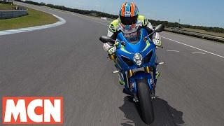 2017 Suzuki GSX-R1000R    First Ride   Motorcyclenews.com