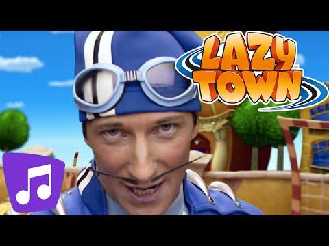 Lazy Town en Español   Mega Mix Video Musical