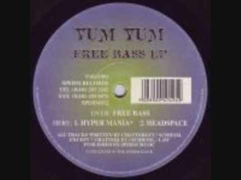 Yum Yum - Free Bass EP