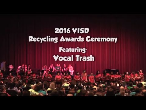 Recycle Rally & Vocal Trash Concert 2016