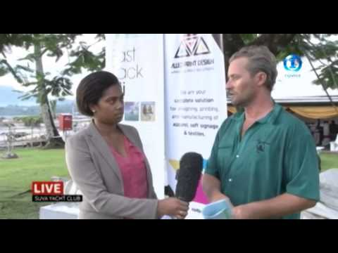 Fiji One News Bulletin 16/01/15