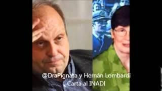 Carta al INADI de Hernán Lombardi sobre la Dra Pignata 03-6-14