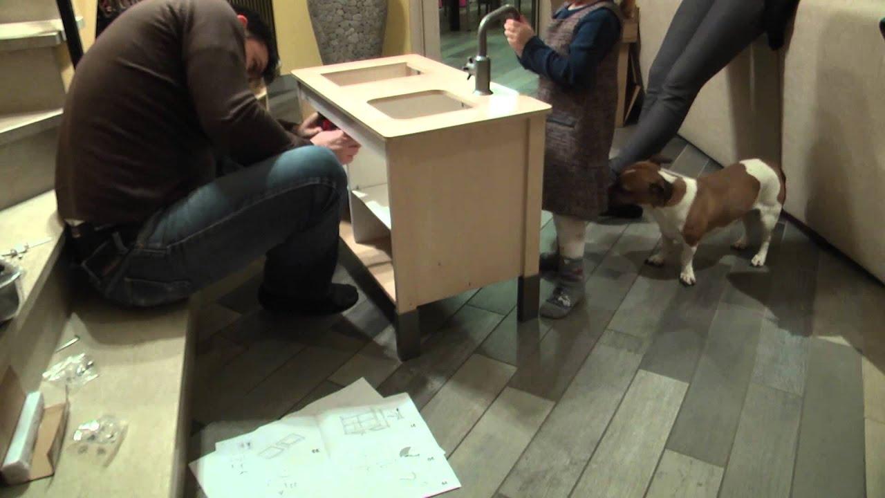 Giada e la cucina Ikea - YouTube