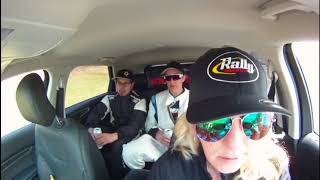 Rally Cab with Zachary Lumsden/Tin Nguyen 100 Acre Wood Rally