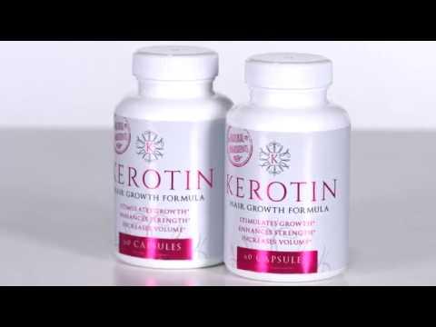 Kerotin Hair Growth Vitamins Review