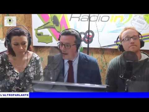 L'ALTROPARLANTE - MAURO FASO - RADIO IN: Puntata di mercoledì 05/04/2017