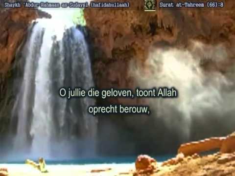 De vergevensgezindheid van Shaykh Muhammad ibn al-'Uthaymeen!