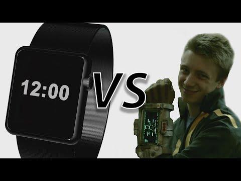 Apple Watch VS Pip Boy 3000 PARODY