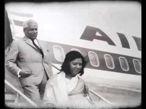 Evolution of the SSR International Airport - Mauritius