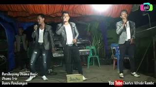 Download Lagu Tondi Tondi Ku Style Voice Obama Trio Lagu Batak Cover Live 2019 Karya Herbet Auran MP3