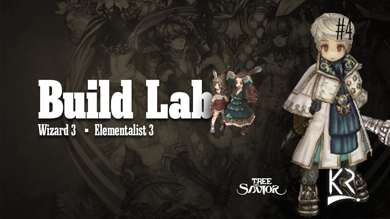 [ToS] - Build Lab 04 - Patch Affter - 3 ELEMENTALIST Wizard 3 (for farm)