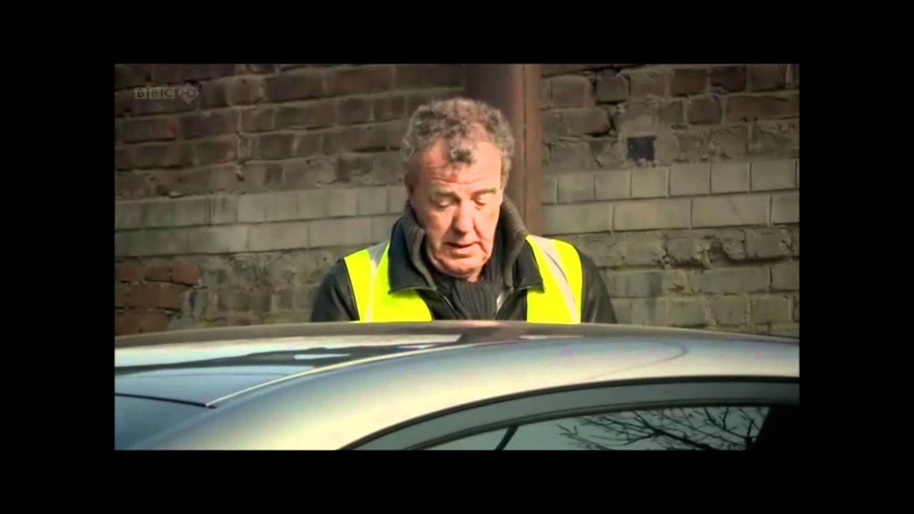 Top Gear Chinese Car Crash Test Youtube