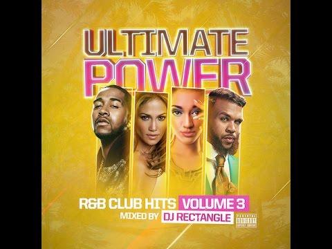 DJ Rectangle - Ultimate Power R&B Club Hits Vol.3