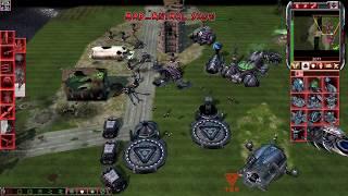 (War Time) CnC Kane's Wrath One Vision Mod 1vs2 MoK vs Reaper-17 Comp Stomp #5 HD