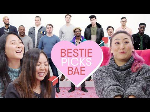 I Let My BFF & Sister Pick My Boyfriend: Lizzy Capri | Bestie Picks Bae x @Lizzy Capri