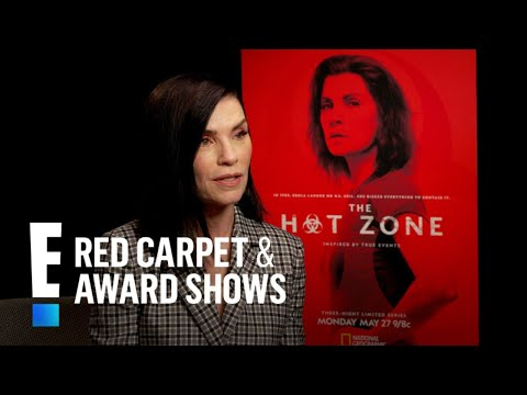 Julianna Margulies Talks New Series About Ebola in U.S. | E! Red Carpet & Award Shows