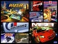 Best 10 Old School Racing Games