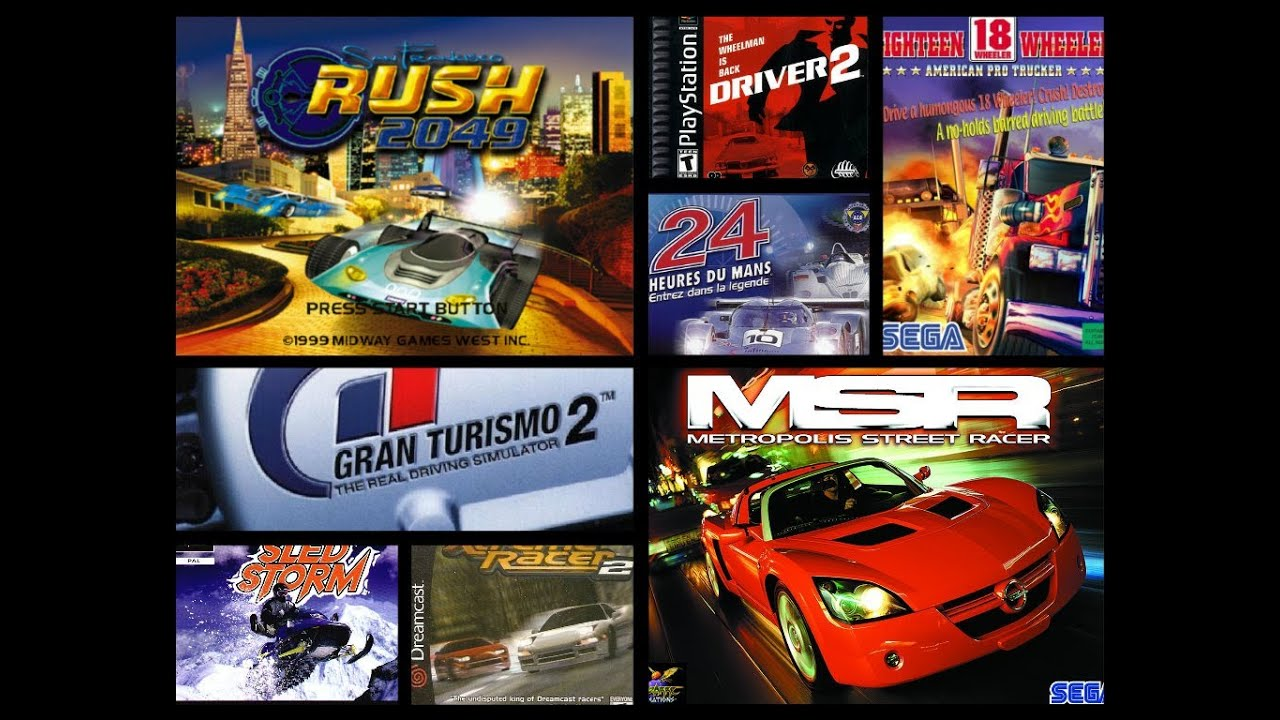 Old Xbox Games Racing Games : Original xbox racing games list gamesworld