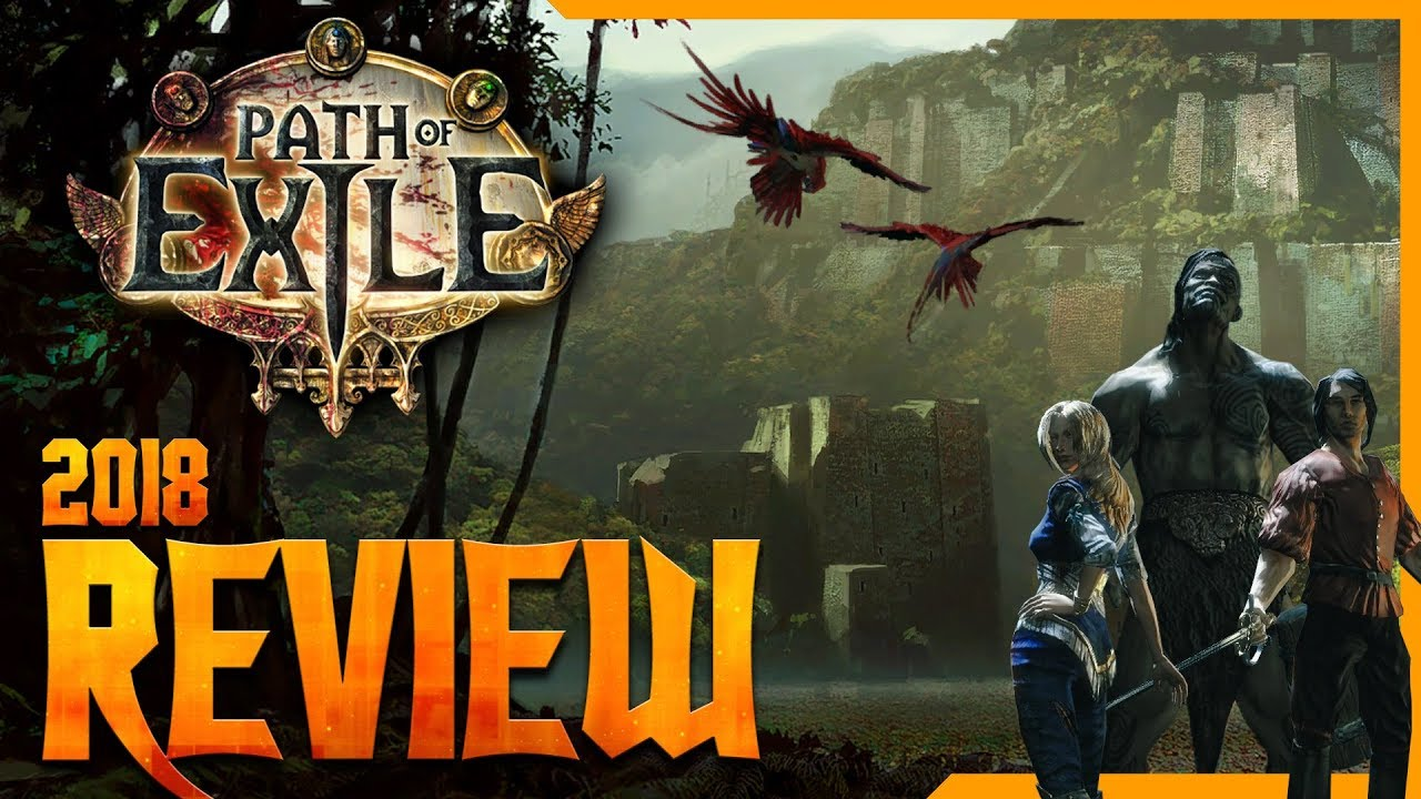 Path Of Exile Die Review Für 2018 4k Youtube