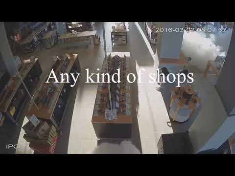 UR Fog , Presentation Video