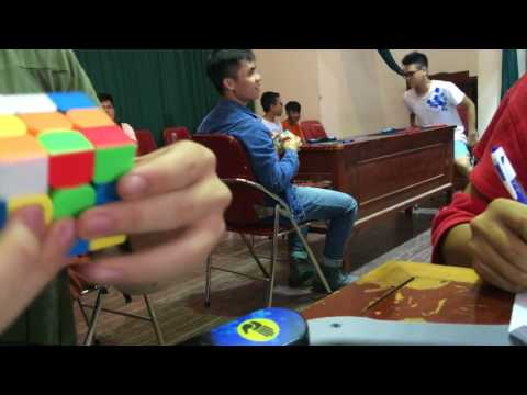 HANOI OPEN 2017 | MAGICIAN AND CUBER