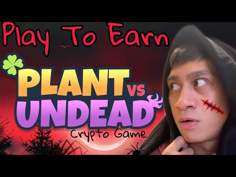 PLANTS VS UNDEAD PLAY TO EARN CRYPTO GAME | BLOCKCHAIN NFT GAMES | CRYPTOHAN REVIEW