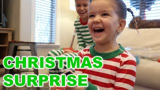 SOMEONE GOT A NEW APPLE IPHONE 11 | CHRISTMAS MORNING SURPRISES | BEST CHRISTMAS MORNING EVER