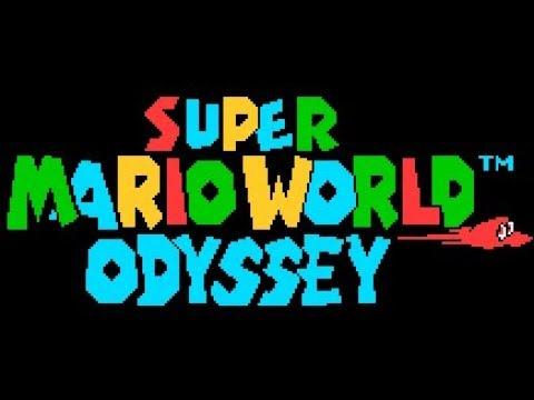 Super Mario World Odyssey (SNES) - Hack Download | GO GO