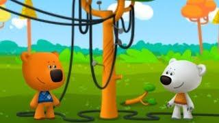 Мимимишки Как Лечить Деревья ИНТЕРНЕТ Детский Уголок Kids'Corner Игра Как Мультик для Детей