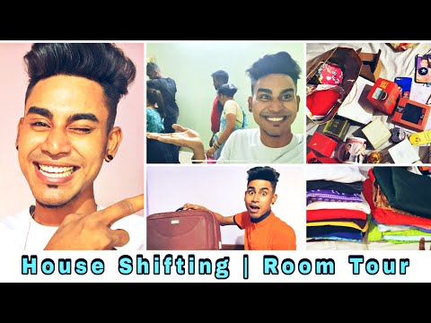 House Shifting | Room Tour Of My Old And New Bedroom  | Reeyansh Humne | 2020