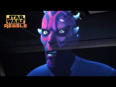 Star Wars Rebels Season 3 Episode 2 Trailer - DARTH MAUL'S RETURN! | Star Wars HQ
