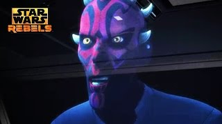 Star Wars Rebels Season 3 Episode 2 Trailer - DARTH MAUL'S RETURN!
