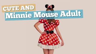 Mouse Sexy dress minnie fancy