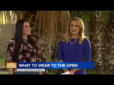 Phoenix Open Fashion '19