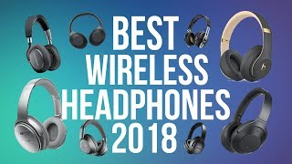 Video Best Wireless Bluetooth Headphones 2018 - Top 10 Headphones [Music, Movies, & Entertainment] download MP3, 3GP, MP4, WEBM, AVI, FLV Juli 2018
