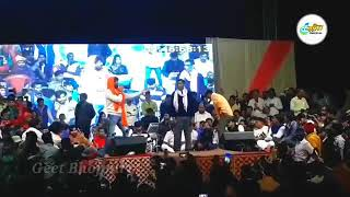 खेसारी लाल का सबसे जबरदस्त कॉमेडी स्टेज शो हुआ 15 नवंबर 2018 सुल्तानपुर, कोइरीपुर मे देखे दोस्तों..