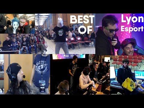 Best Of Lyon Esport avec Zerator, Gotaga, Corobizar, Sardoche et Armateam, Domingo et la Stream team