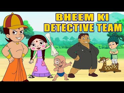 Chhota Bheem - Bheem Ki Detective Team! | Hindi Cartoon For Kids