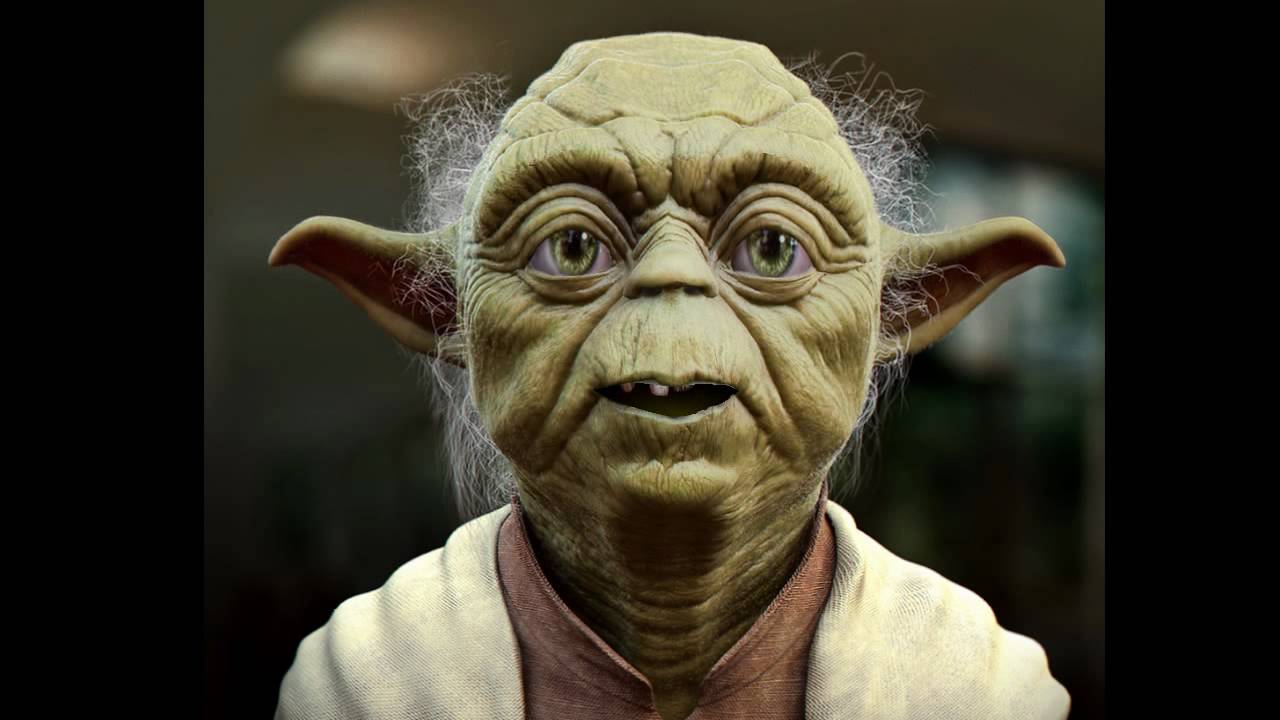 Yoda Birthday Wishes