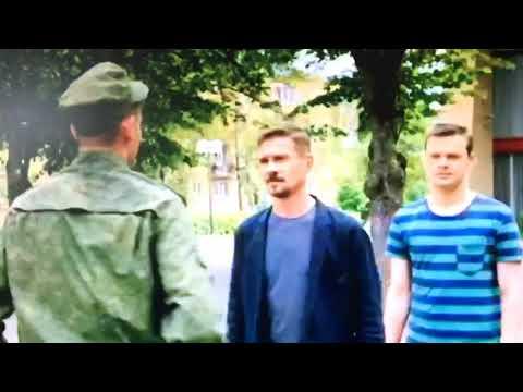 Драка Макеева с Военным/Молодежка 6 сезон 35 серия