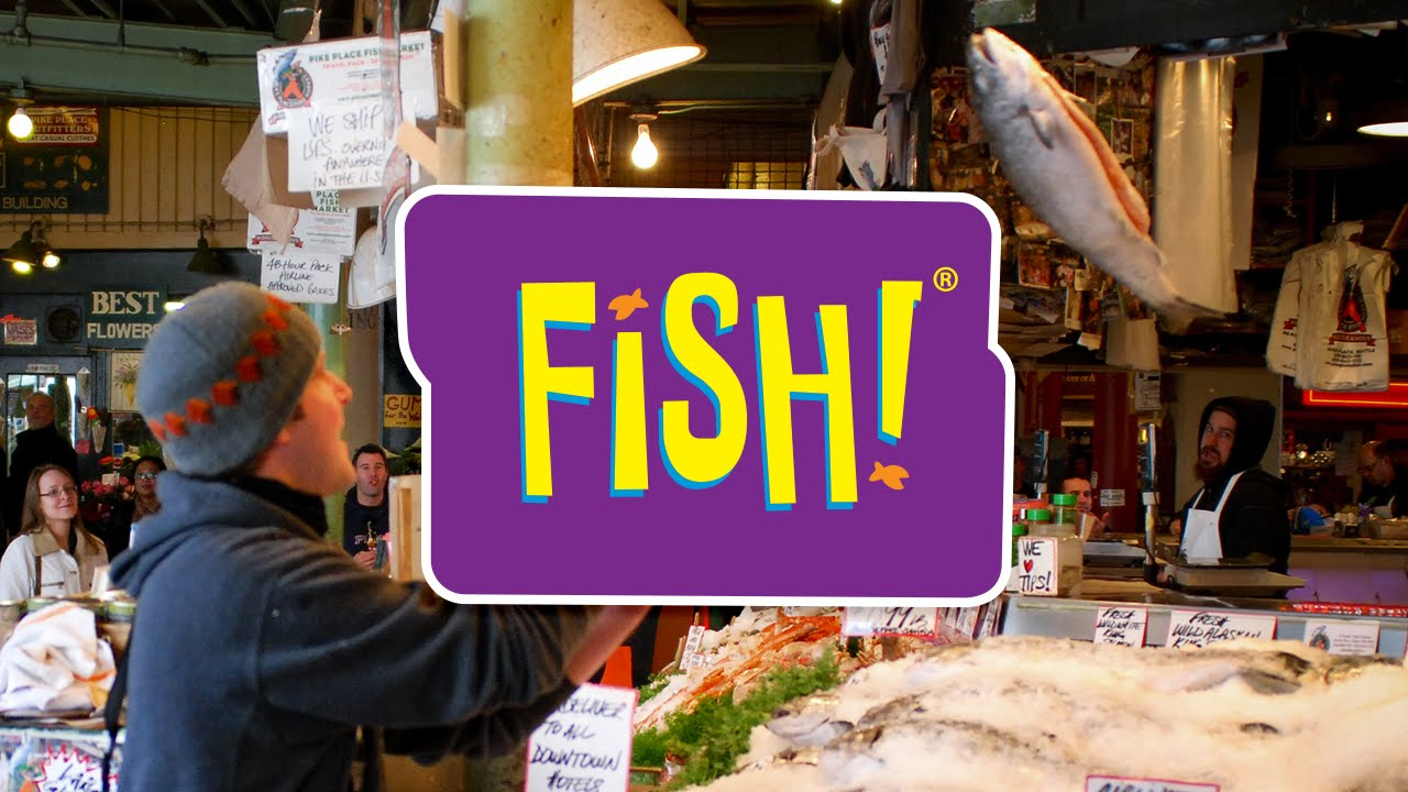 Improve teamwork customer service and retention with the for Fish customer service
