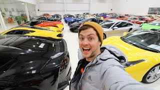 BUYING MY NEW SUPERCAR!!
