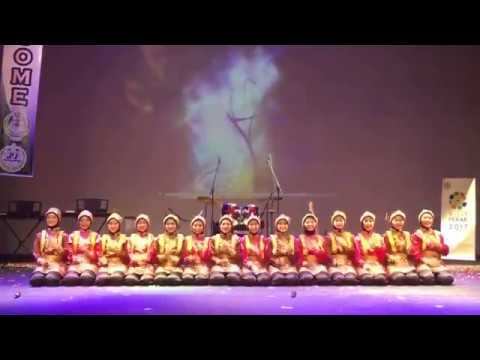 Tarian Saman Asli Aceh Indonesia/First Saman dance Aceh Indonesia