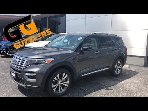 2020 Ford Explorer Platinum Review | A Refreshed Winner