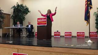 Kelli Ward Town Hall