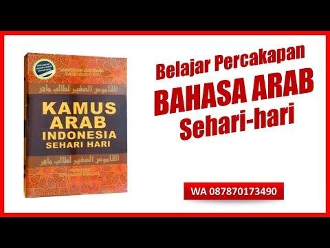 Review Kamus Bahasa Arab - Indonesia Yang Dilengkapi Percakapan Sehari-hari