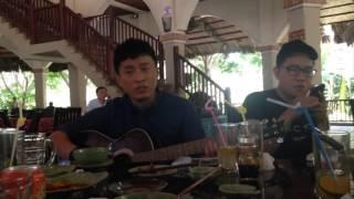 [BTS] Tiễn bạn lên đường - Lam Trường Live with guitar