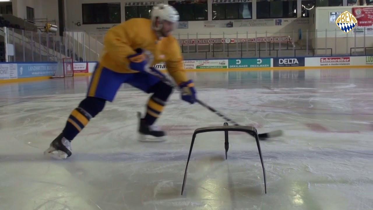 BEV ON-ICE:  Gretzky Move
